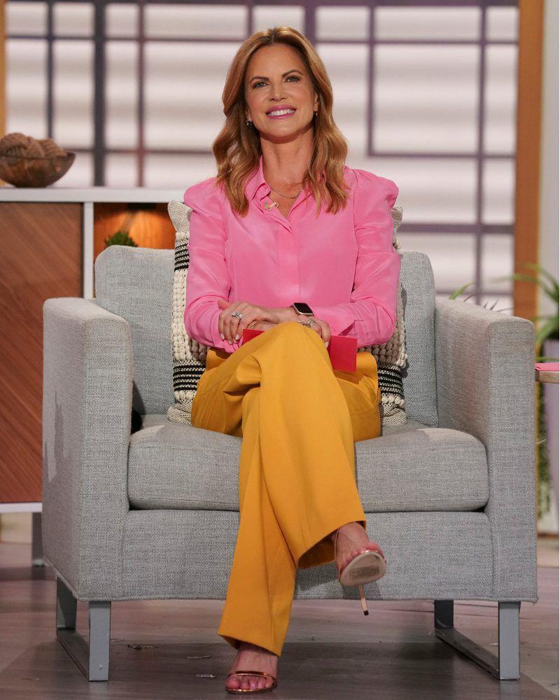 Natalie Morales, The Talk, Co-Host