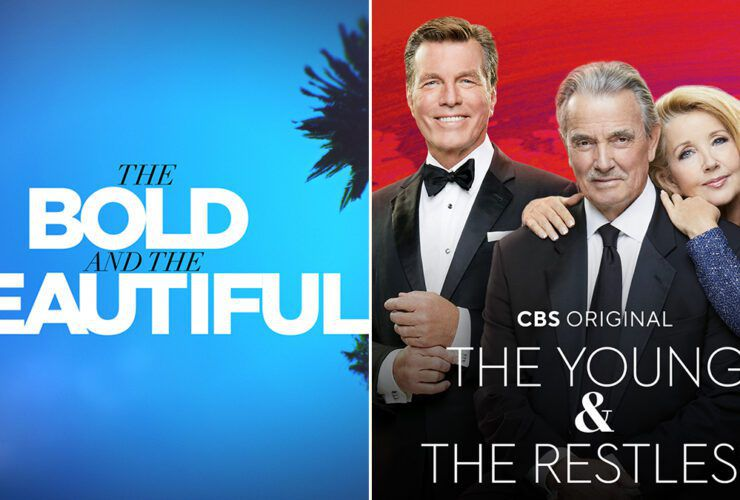 Soaps, The Bold and the Beautiful, B&B, #BoldandBeautiful, Bold & Beautiful, The Young and the Restless, Y&R, #YR, Young & Restless